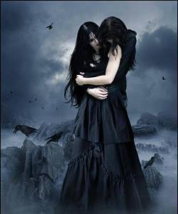 Embracing dark