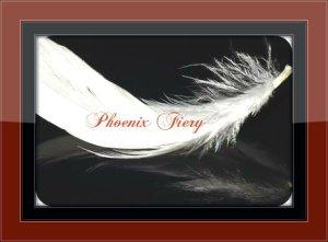 Phoenix Fiery Banner