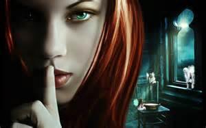 fairy green eyes